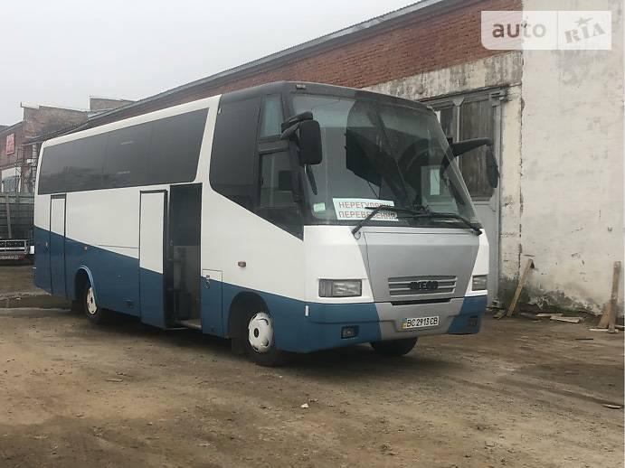 Туристический / Междугородний автобус Iveco EuroCargo