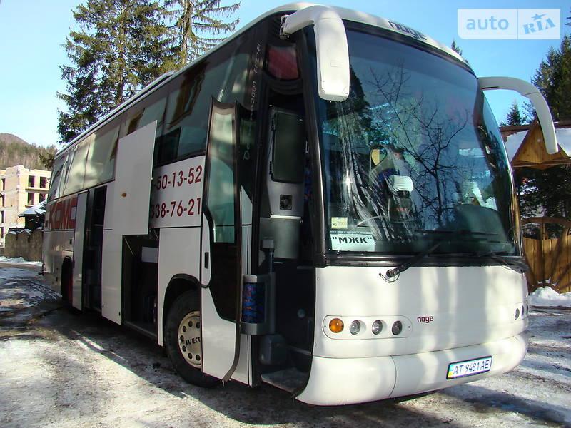 Туристический / Междугородний автобус Iveco EuroRider