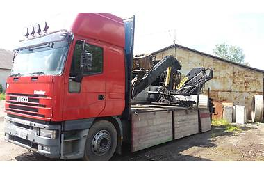 Iveco EuroTech 420 magirus 2000