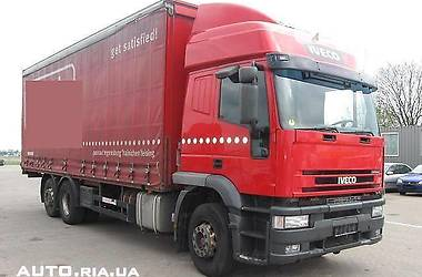 Iveco EuroTech magirus 2003