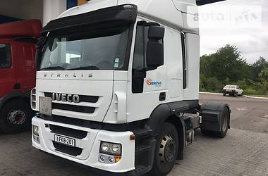 Iveco Stralis AT440S45T/P ADR 2009
