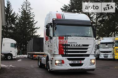 Iveco Stralis 450 EEV 2011