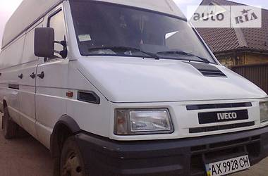 Iveco TurboDaily груз.  2002