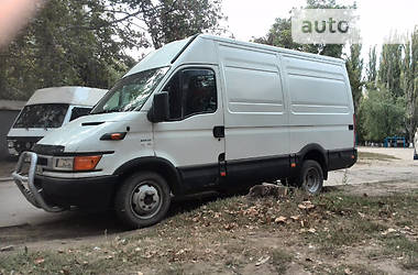 Iveco TurboDaily груз. 35с11 1999