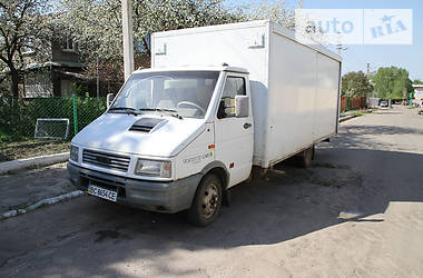 Iveco TurboDaily груз. 4912 1995