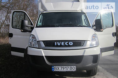 Iveco TurboDaily груз. 70с14 2011