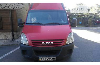 Iveco TurboDaily груз. 35 s 18 2006
