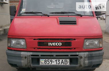 Iveco TurboDaily груз.  1997