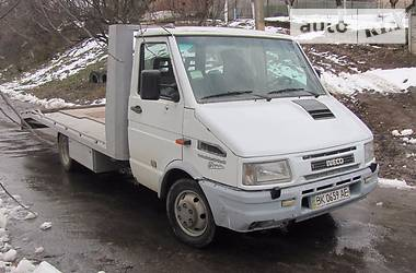 Iveco TurboDaily груз. 3512 1998
