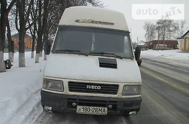 Iveco TurboDaily груз.  1991