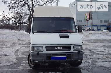 Iveco TurboDaily груз.  1993
