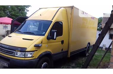 Iveco TurboDaily груз. 65 С 17 2006