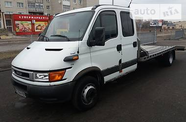 Iveco TurboDaily груз. 65С17 2002