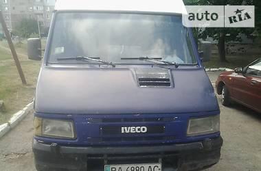 Iveco TurboDaily груз. 35-10 1998