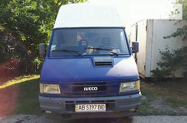 Iveco TurboDaily груз. 4910 1999