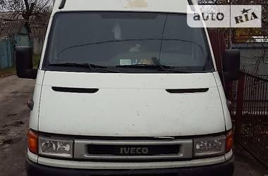 Iveco TurboDaily груз. 50S13 2000