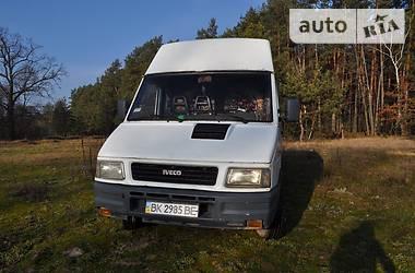 Iveco TurboDaily груз.  1996