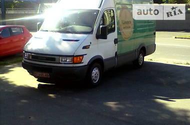 Iveco TurboDaily груз. 35S13 2001