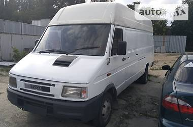 Iveco TurboDaily груз. 35.10 1998