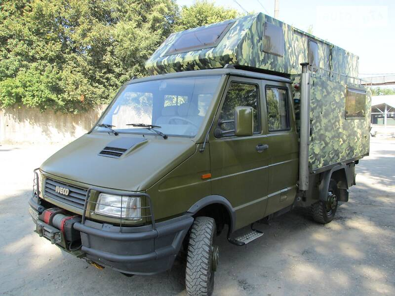 Iveco TurboDaily груз.