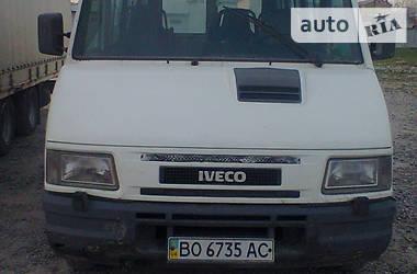 Iveco TurboDaily пасс.  1998
