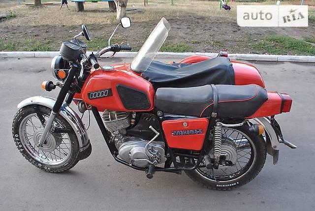 AUTO.RIA – Продам ИЖ Планета 5 1988 бензин 300 мотоцикл с ... Мотоцикл Иж Планета 5 с Коляской