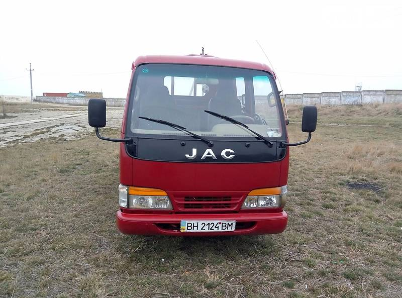 JAC HFC 1020K
