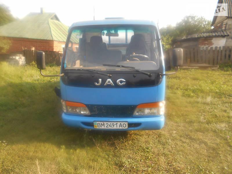 JAC HFC 1020K 2008 року