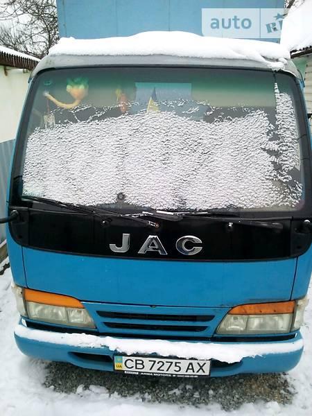 JAC HFC 1020K 2006 года
