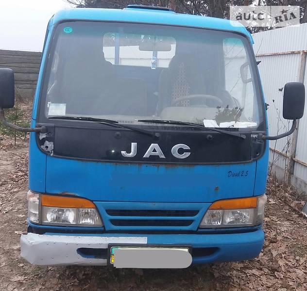 JAC HFC 1020K 2008 года