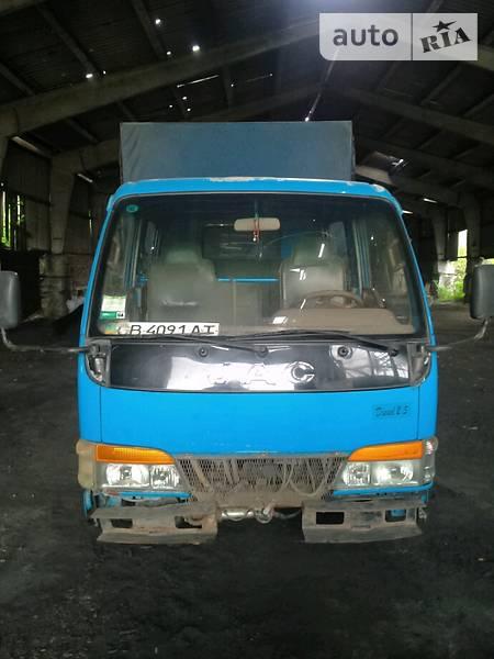 JAC HFC 1020KR 2008 года