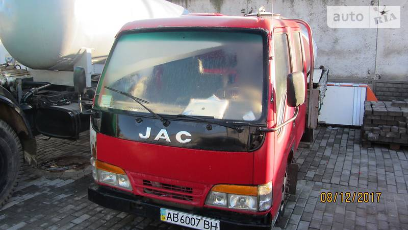 JAC HFC 1020KR 2008 року