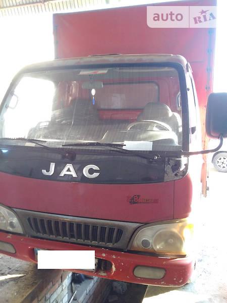 JAC HFC 1045K 2008 года