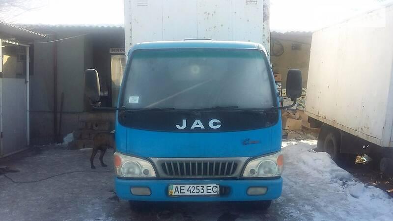 JAC HFC 1045K 2010 року
