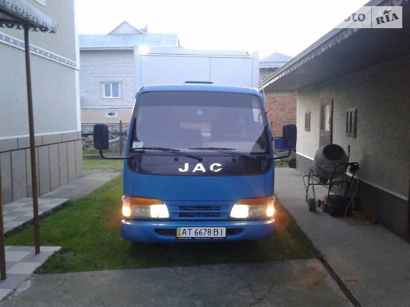 JAC J5 2009 года