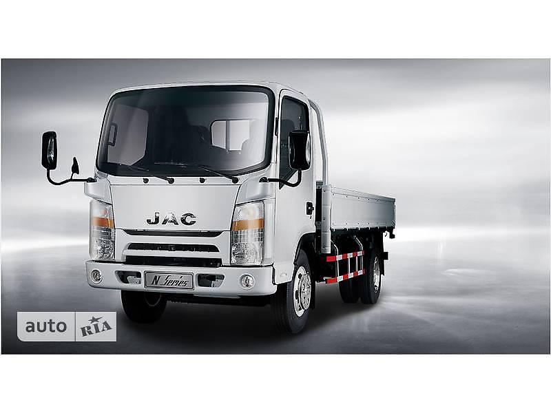 JAC N Series 2017 року