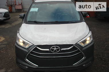 JAC S3 Luxury 2016