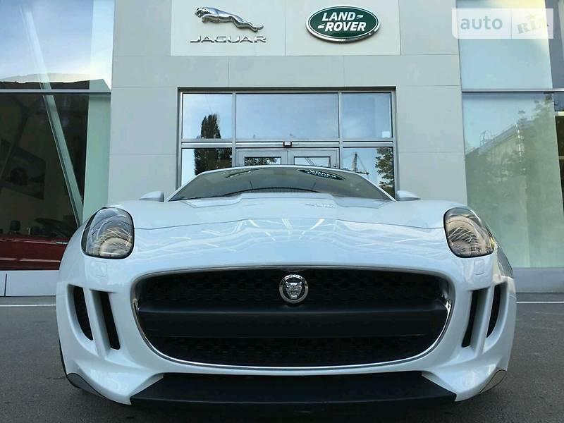 Jaguar F-Type 2013 года