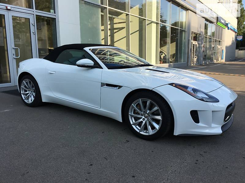 Jaguar F-Type 2013 года