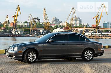 Jaguar S-Type Executive 2002