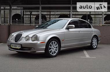 Jaguar S-Type 4.0i 2000