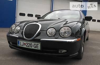 Jaguar S-Type 3.0i 2001