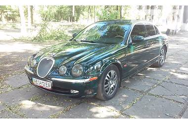 Jaguar S-Type 4.2i 2003