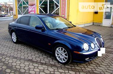 Jaguar S-Type 4.0i  2002