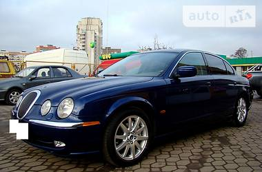 Jaguar S-Type 4.0i ГБО 2002