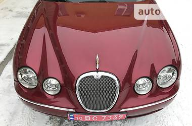 Jaguar S-Type 3.0i 2006