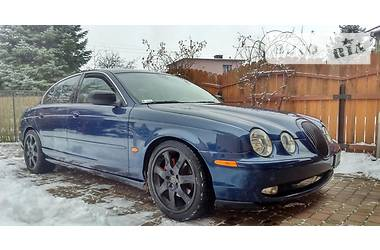Jaguar S-Type 4.0i 1999