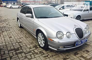 Jaguar S-Type Supercharged 4.0  2000