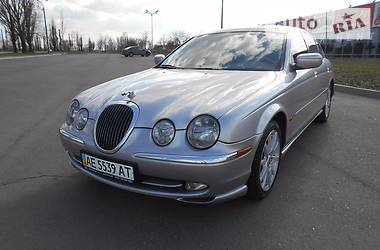Jaguar S-Type 4.0 ГБО 2000