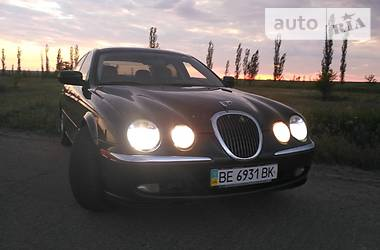 Jaguar S-Type  2000